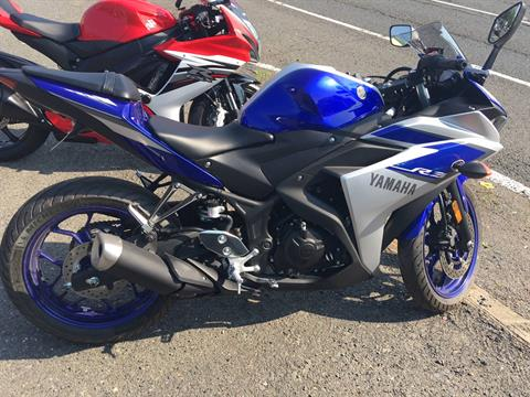 2015 Yamaha YZF-R3 in Middletown, New Jersey