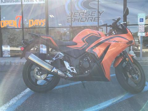 2016 Honda CBR300R ABS in Middletown, New Jersey