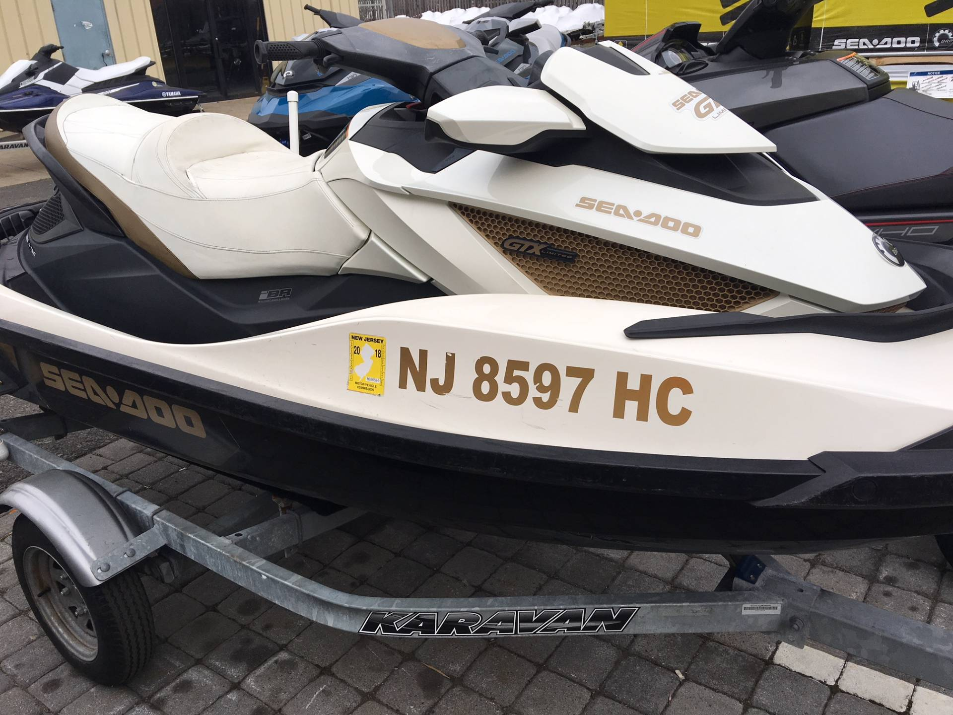 2011 Sea-Doo GTX iS™ 260 in Middletown, New Jersey
