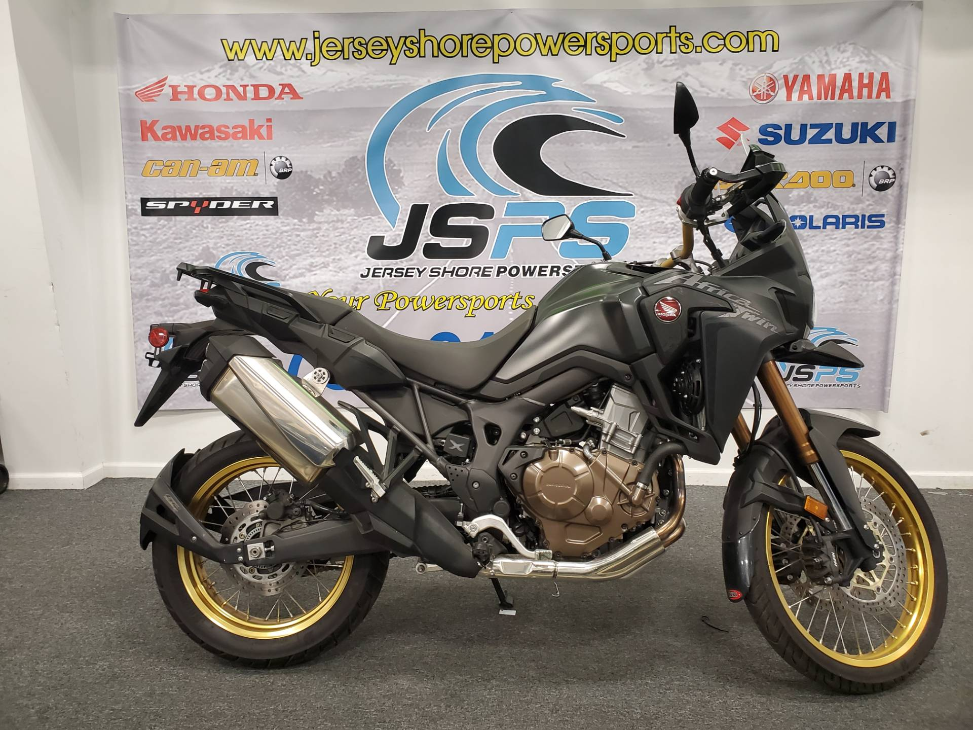 2019 Honda Africa Twin in Middletown, New Jersey - Photo 1