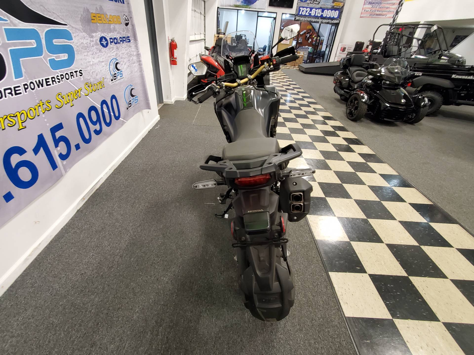 2019 Honda Africa Twin in Middletown, New Jersey - Photo 2