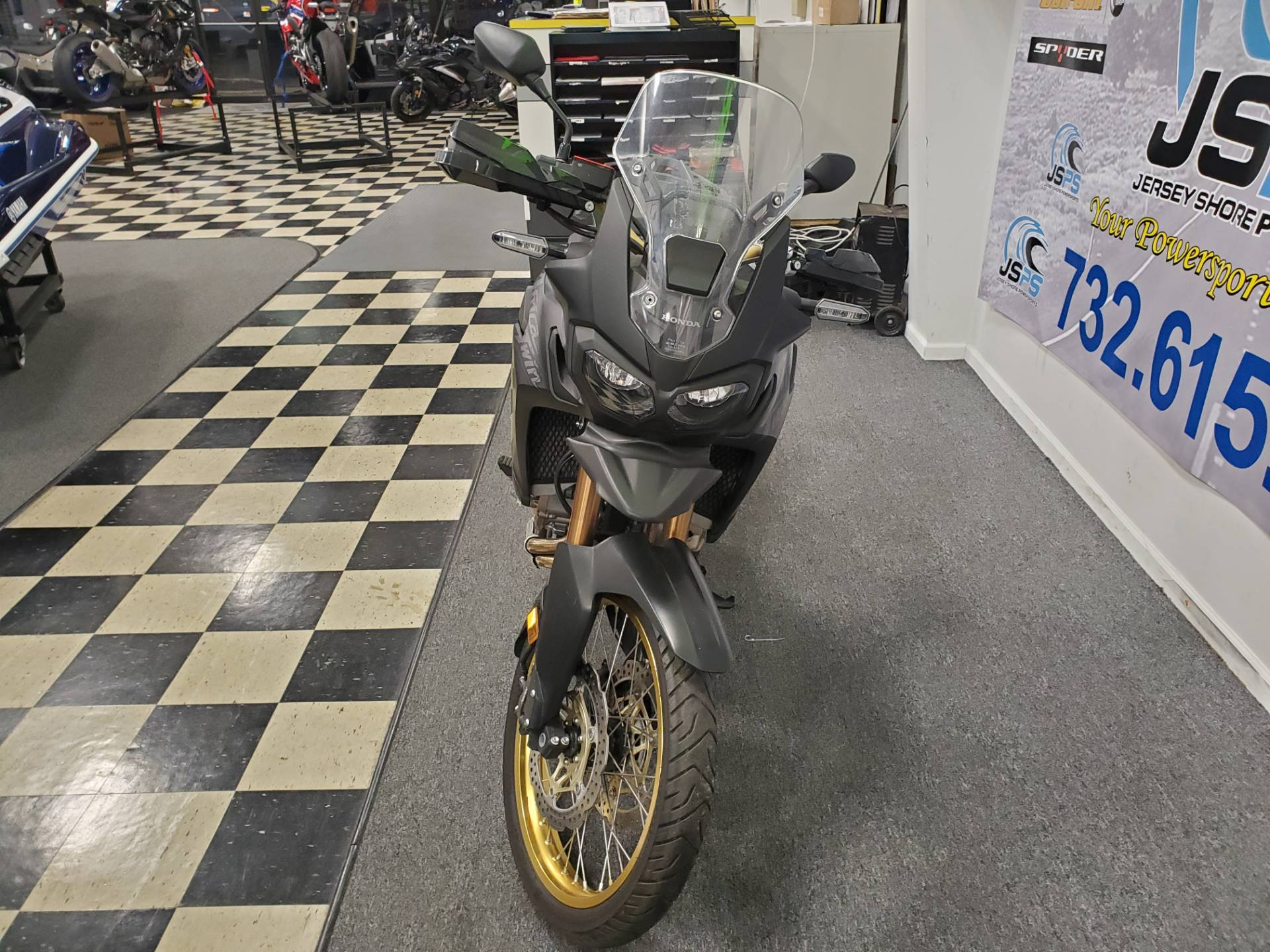 2019 Honda Africa Twin in Middletown, New Jersey - Photo 4
