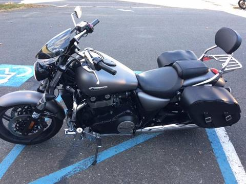 2013 Triumph Thunderbird Storm ABS in Middletown, New Jersey