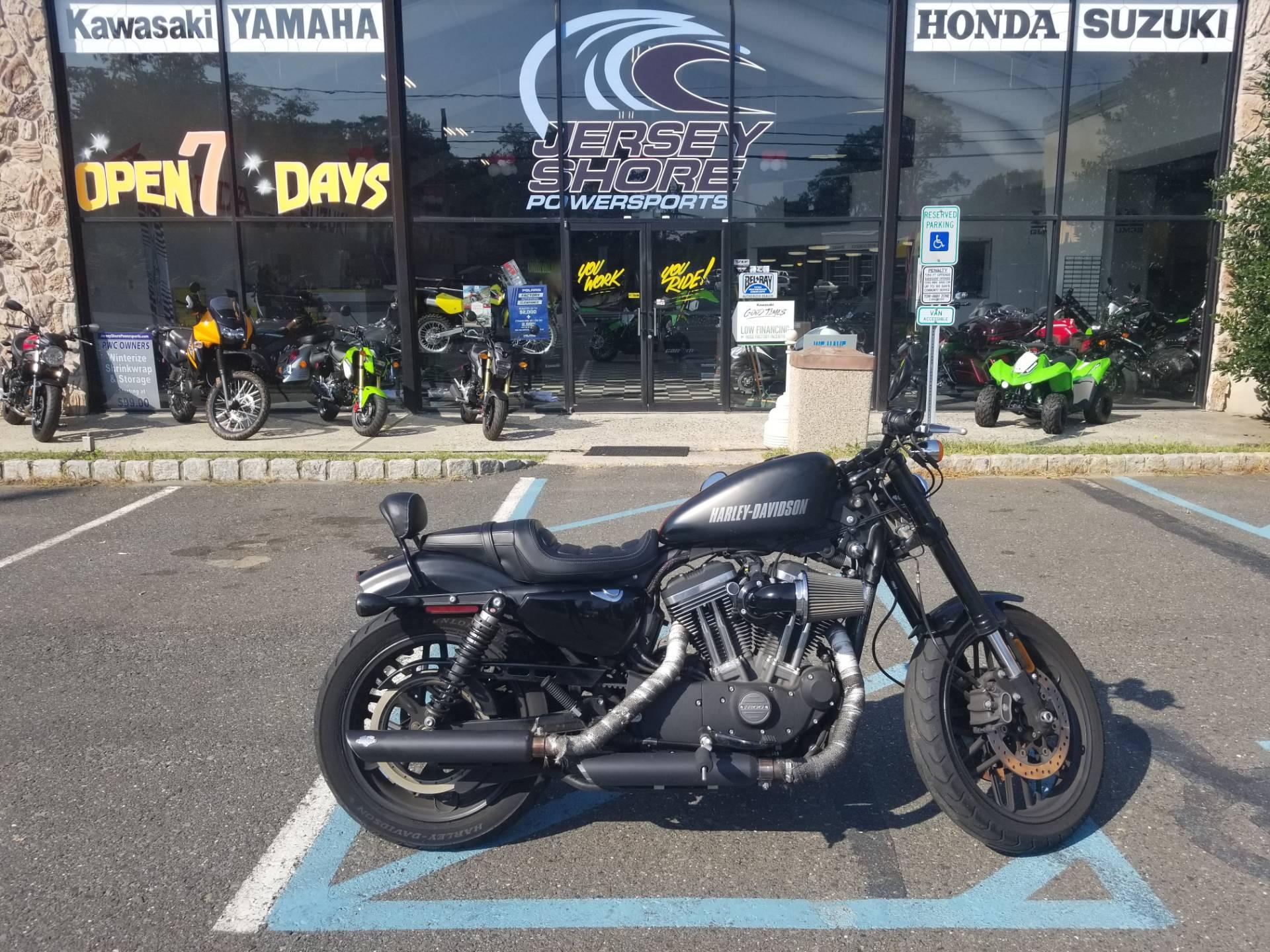 2016 Harley Davidson RoadsterTM In Middletown New Jersey
