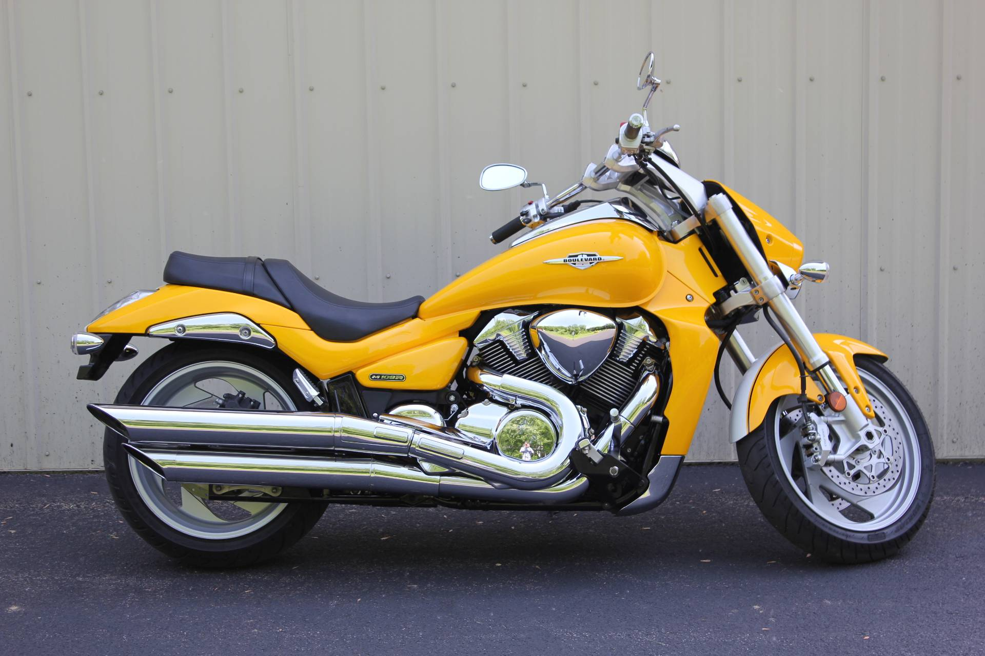2008 Suzuki Boulevard M109R Limited Edition in Guilderland, New York