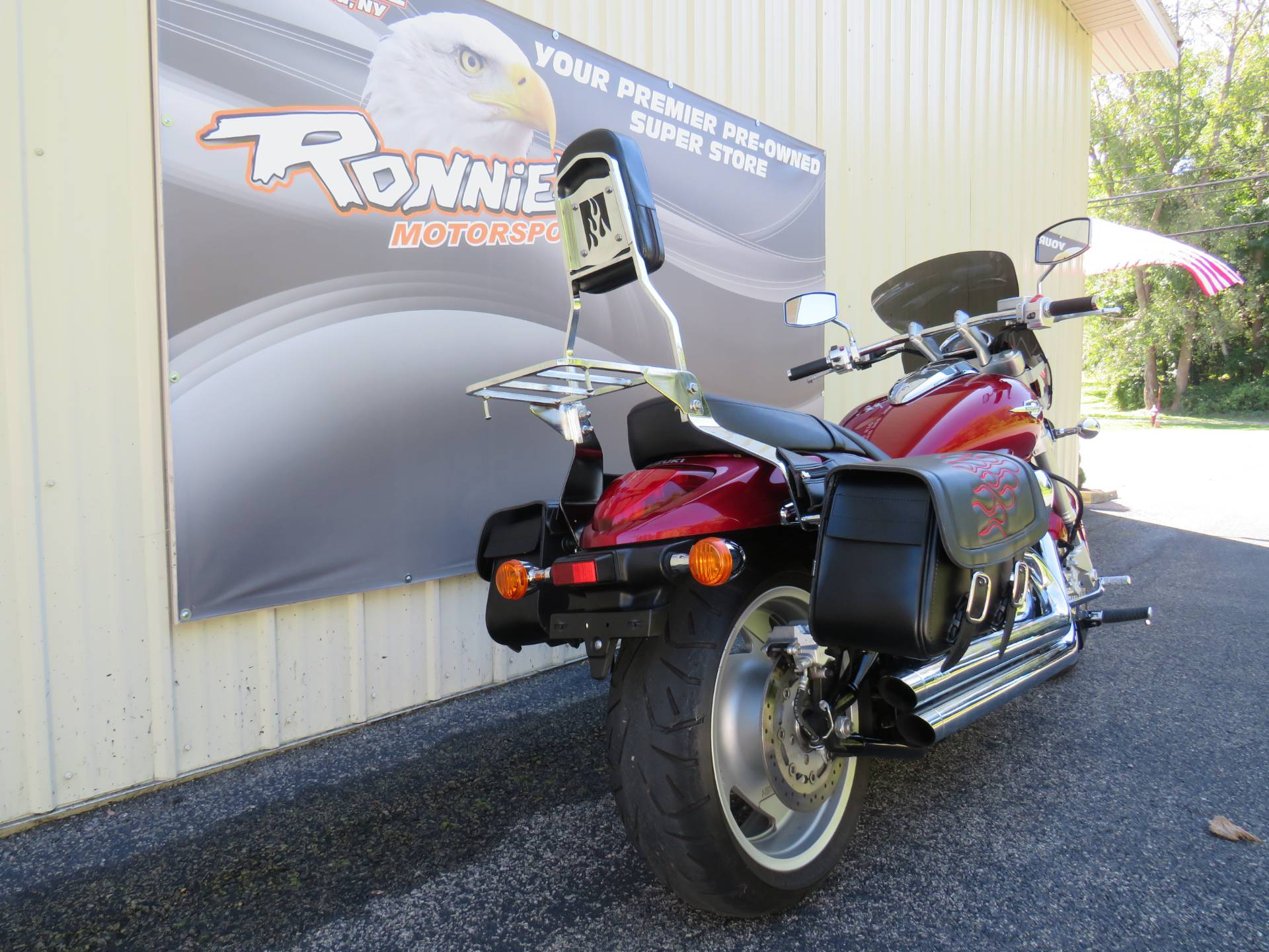 2009 Suzuki Boulevard M90 in Guilderland, New York - Photo 3