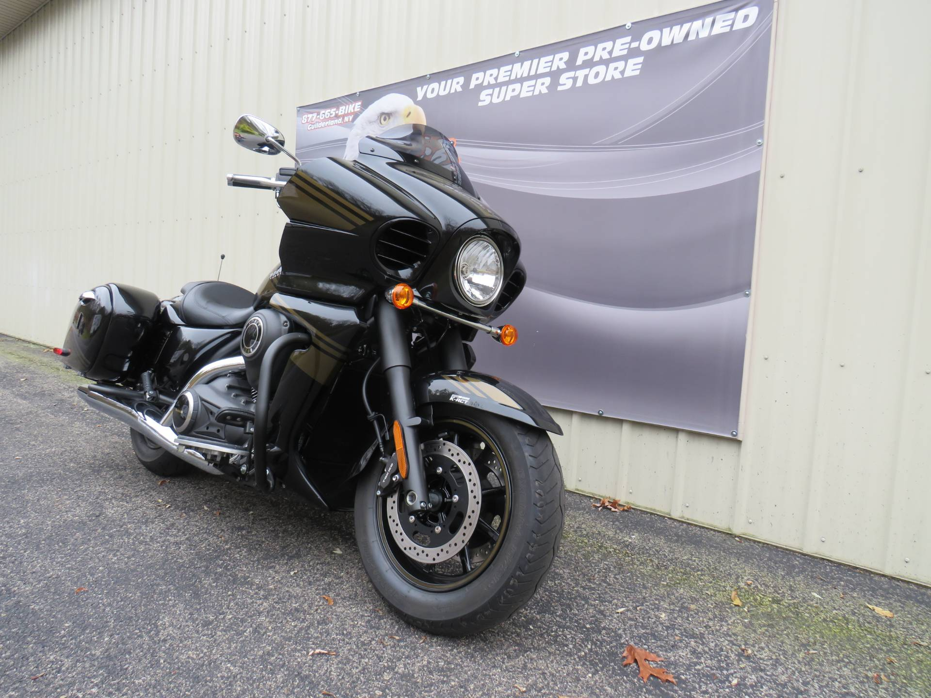 2019 Kawasaki Vulcan 1700 Vaquero ABS in Guilderland, New York - Photo 2