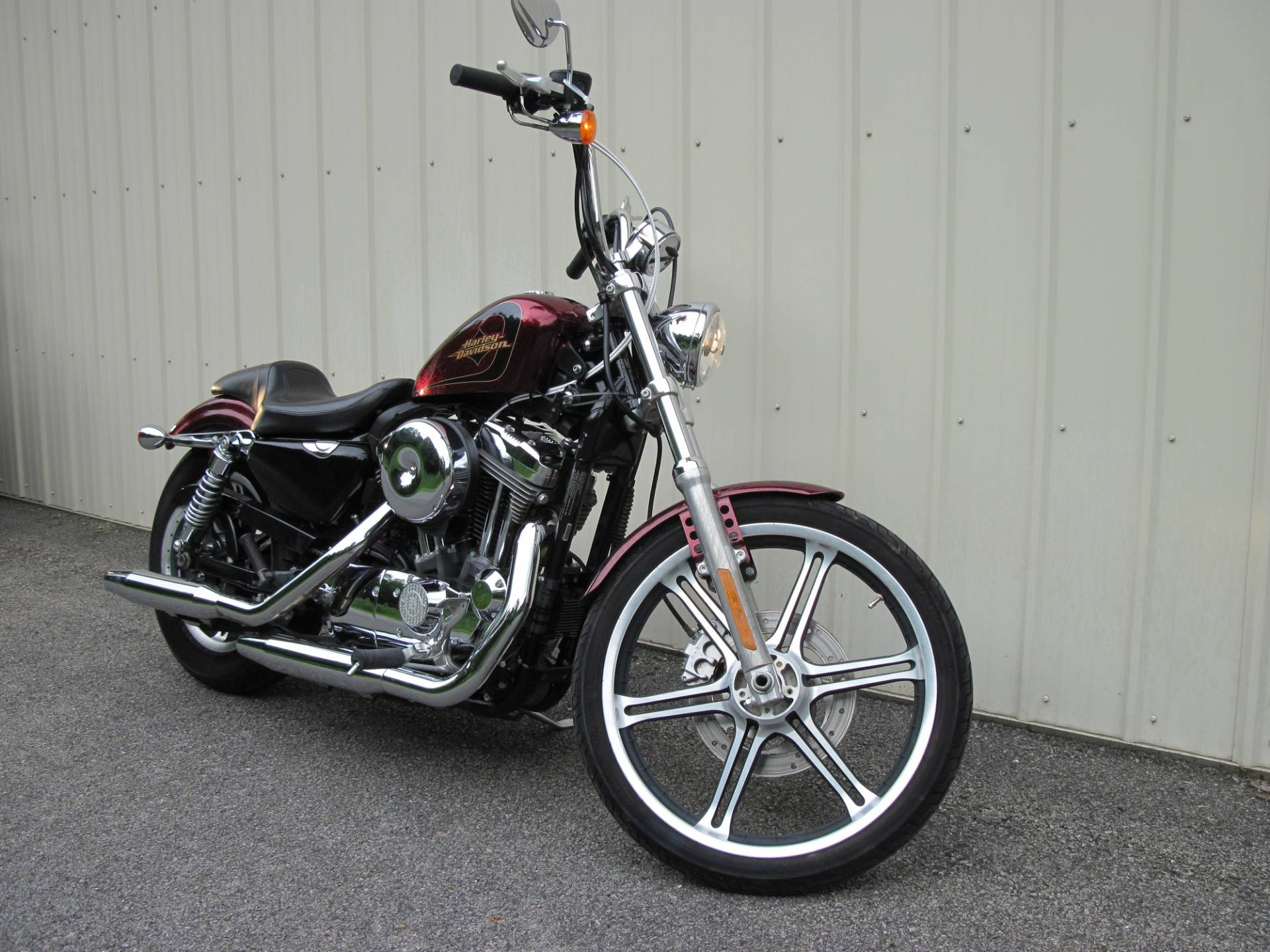 2012 Harley-Davidson Sportster® Seventy-Two™ in Guilderland, New York