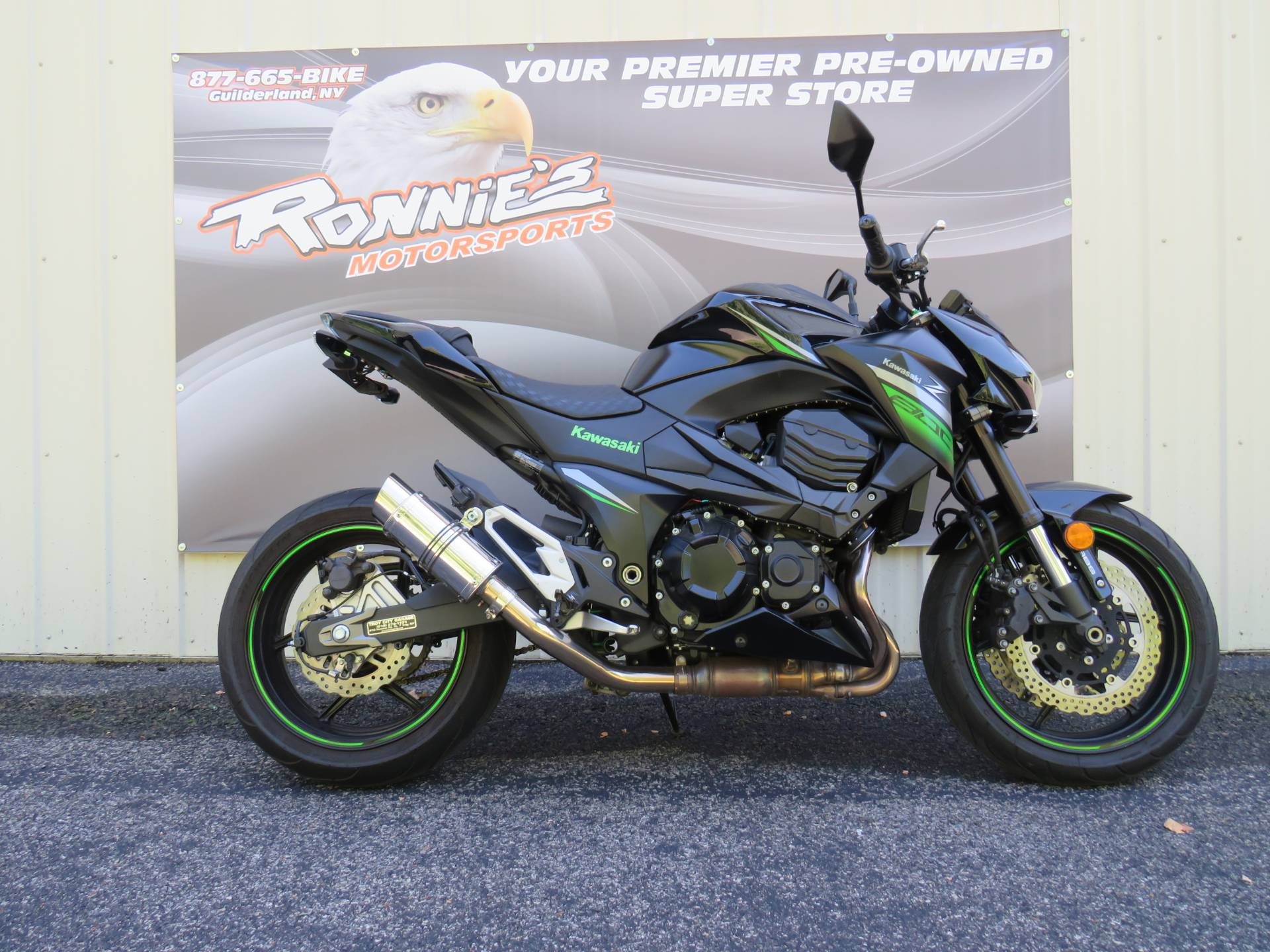 2016 Kawasaki Z800 ABS in Guilderland, New York - Photo 1