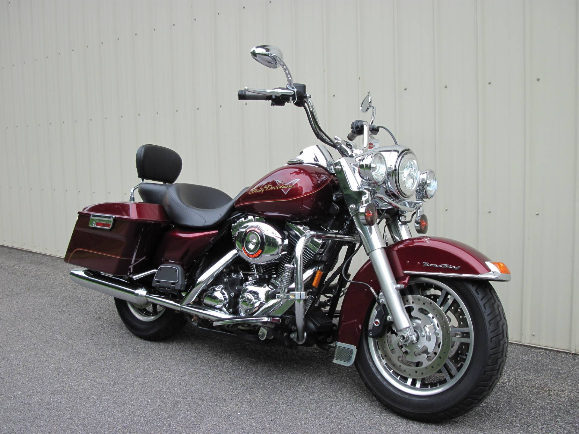 2008 Harley-Davidson Road King® in Guilderland, New York