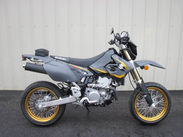 2016 Suzuki DR-Z400SM in Guilderland, New York