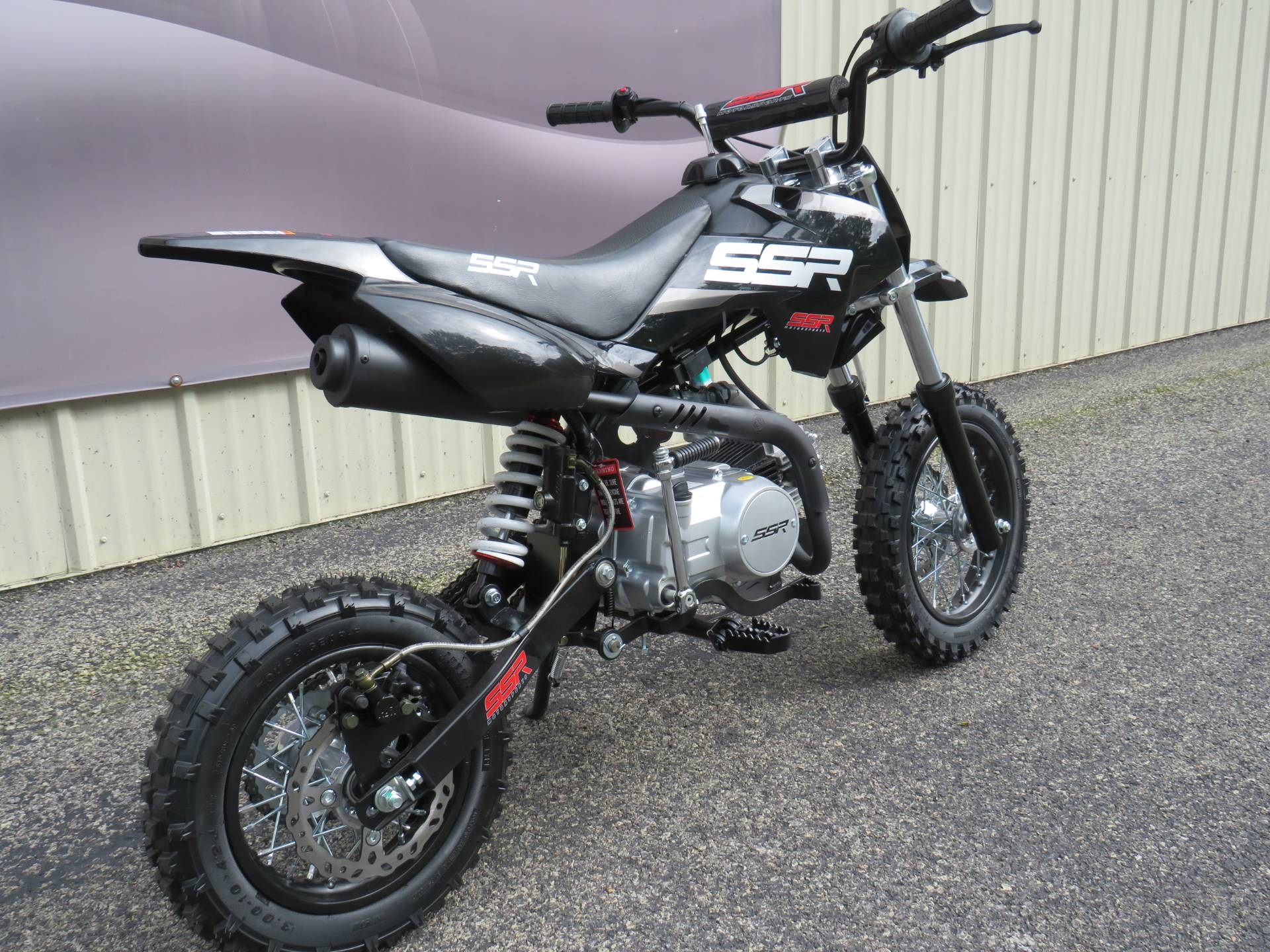 2021 SSR Motorsports SR110 Semi in Guilderland, New York - Photo 2