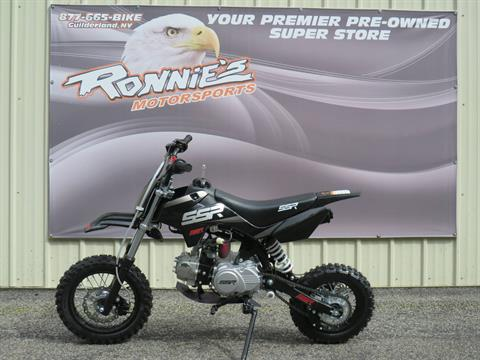 2021 SSR Motorsports SR110 Semi in Guilderland, New York - Photo 4