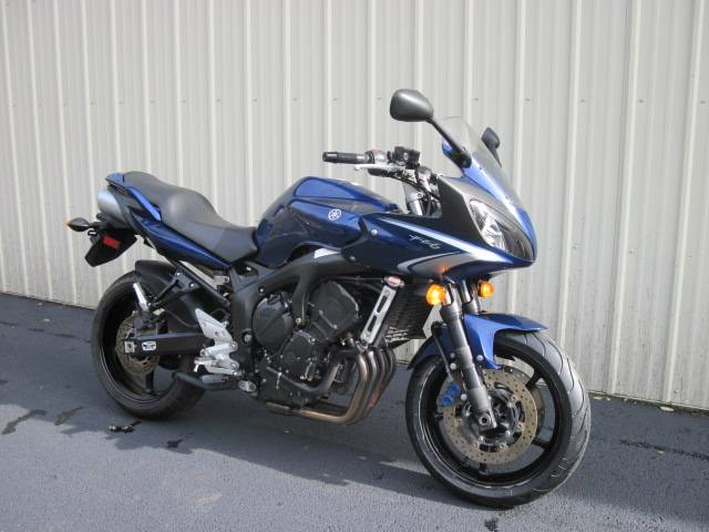2009 Yamaha FZ6 in Guilderland, New York