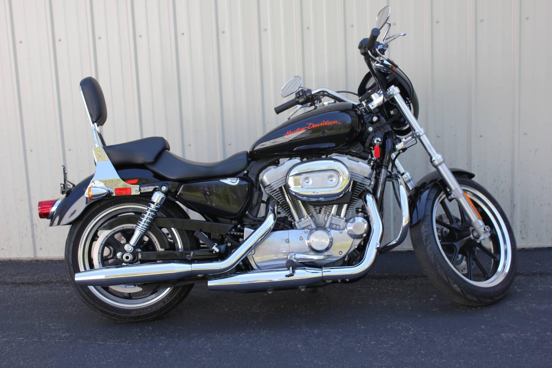 Used 2012 Harley-Davidson Sportster® 883 SuperLow® Motorcycles in ...