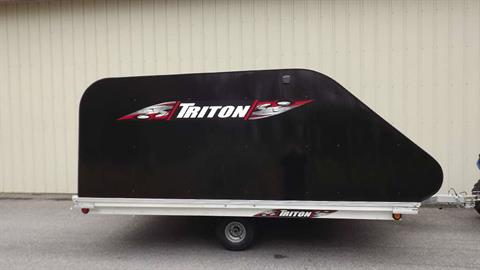 2017 Triton Trailers XT11-101 in Guilderland, New York