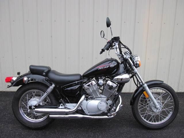 2011 Yamaha V Star 250 in Guilderland, New York