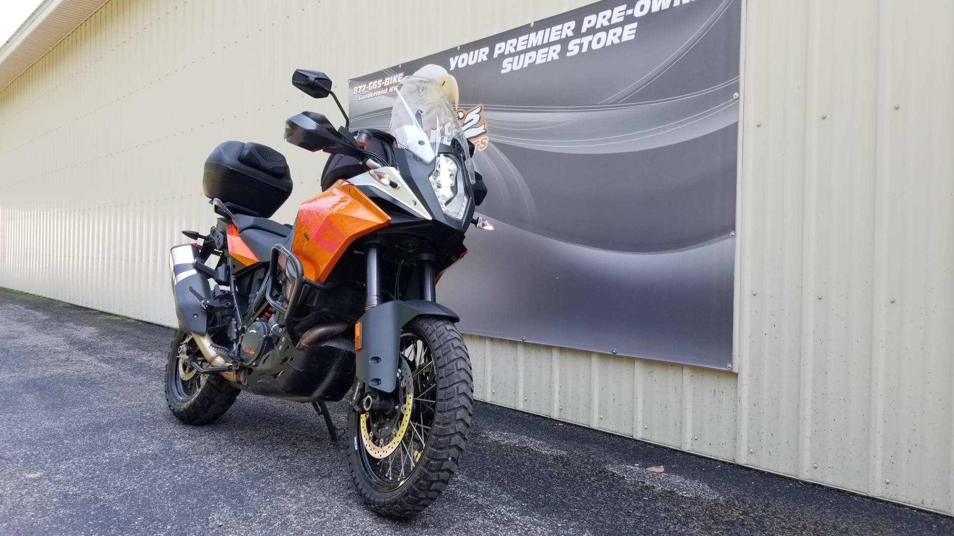 2013 KTM 1190AD in Guilderland, New York - Photo 2