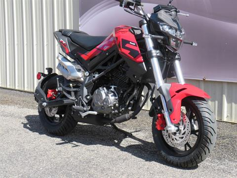 2021 Benelli TNT135 in Guilderland, New York - Photo 2