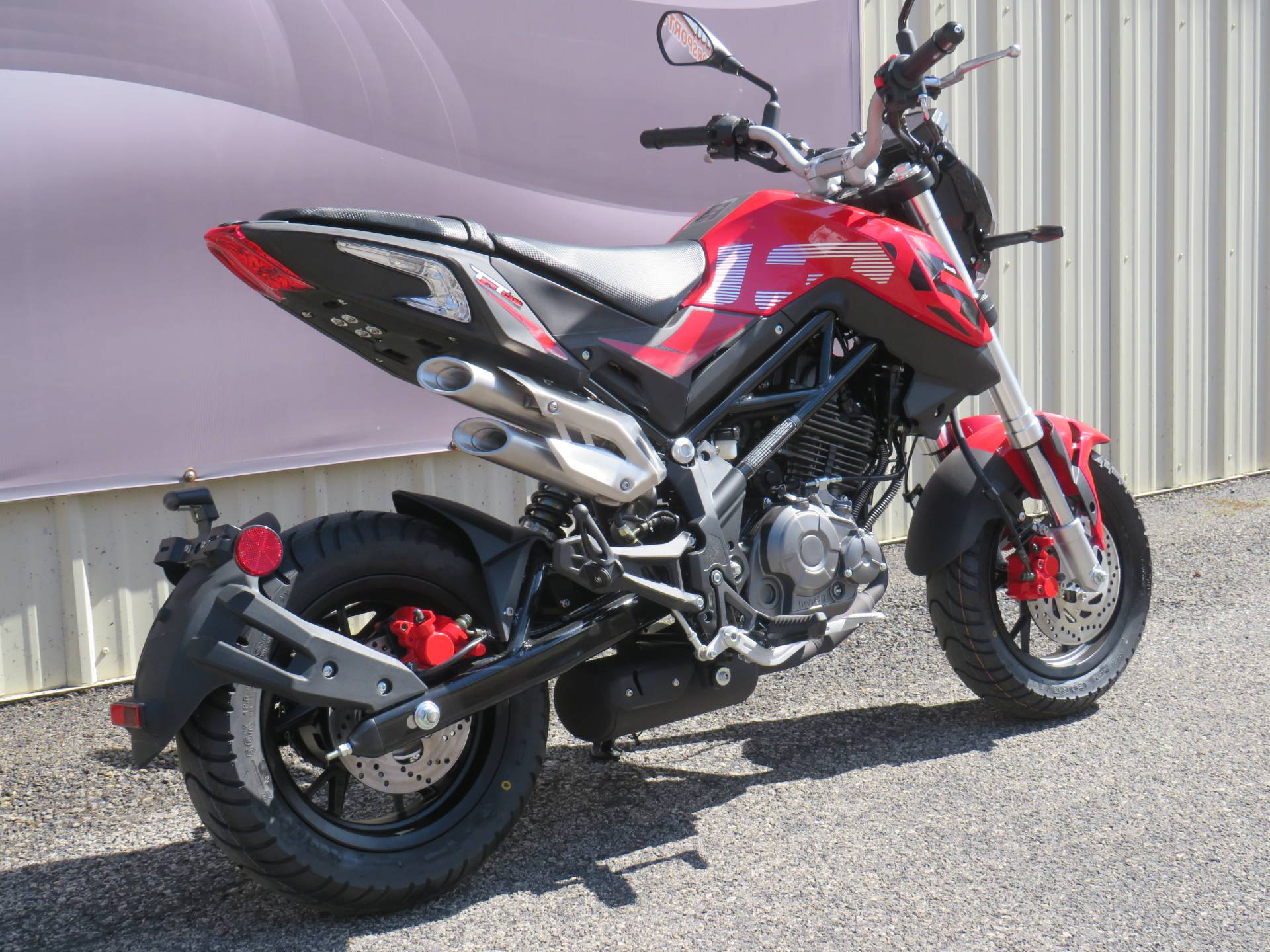 2021 Benelli TNT135 in Guilderland, New York - Photo 4