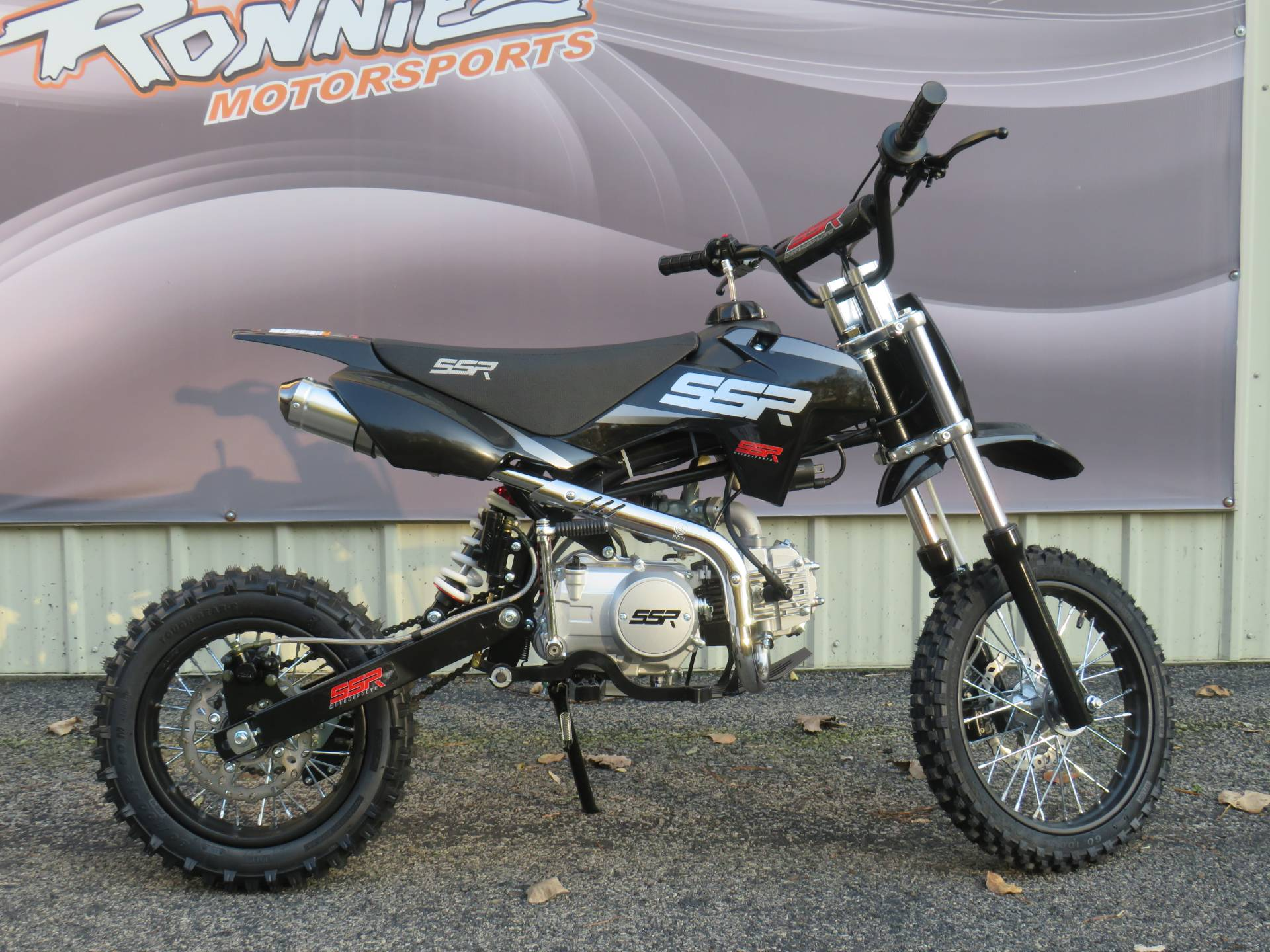 2021 SSR Motorsports SR125 in Guilderland, New York - Photo 1