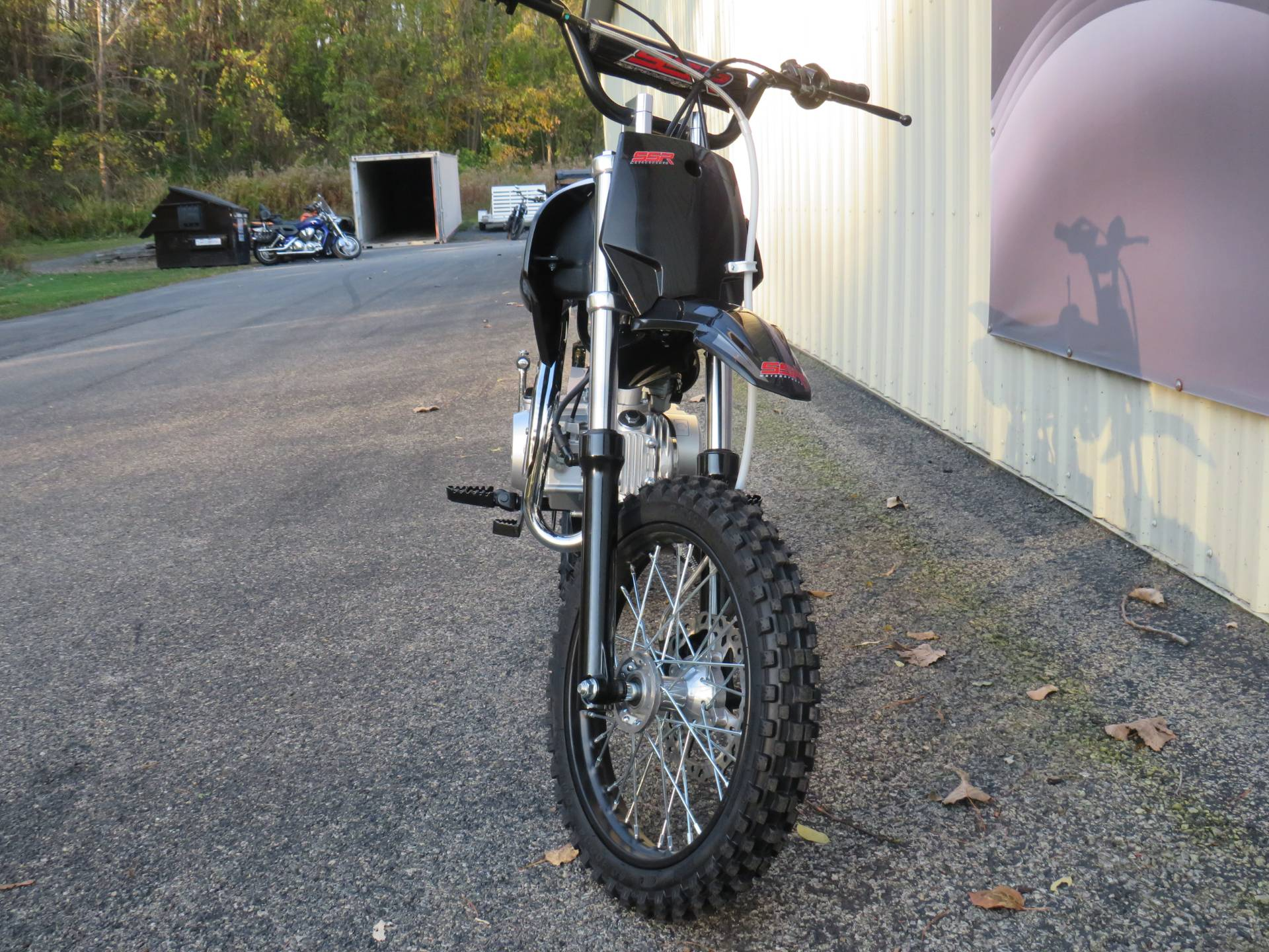 2021 SSR Motorsports SR125 in Guilderland, New York - Photo 3