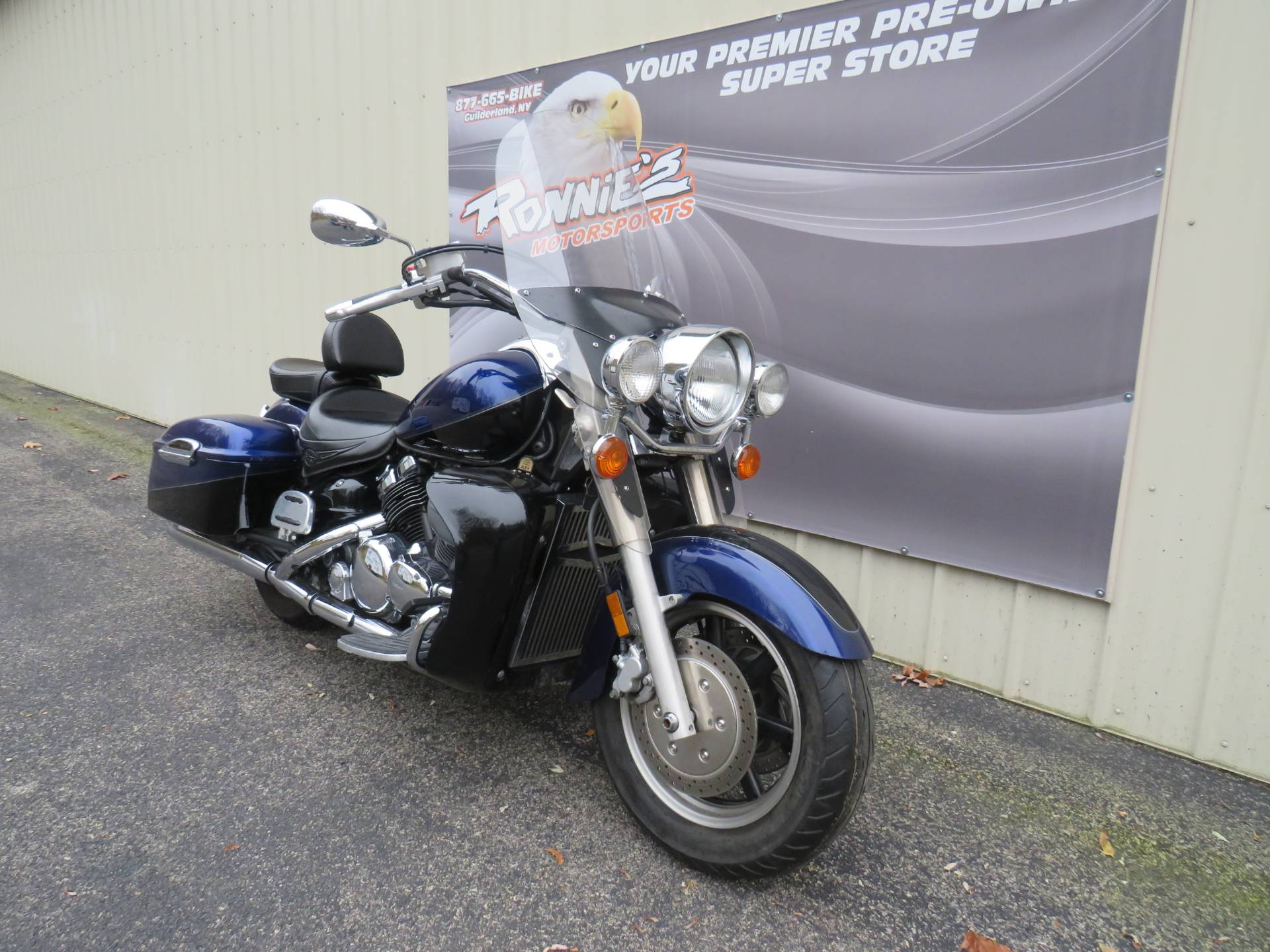 2008 Yamaha Royal Star® Tour Deluxe in Guilderland, New York - Photo 2