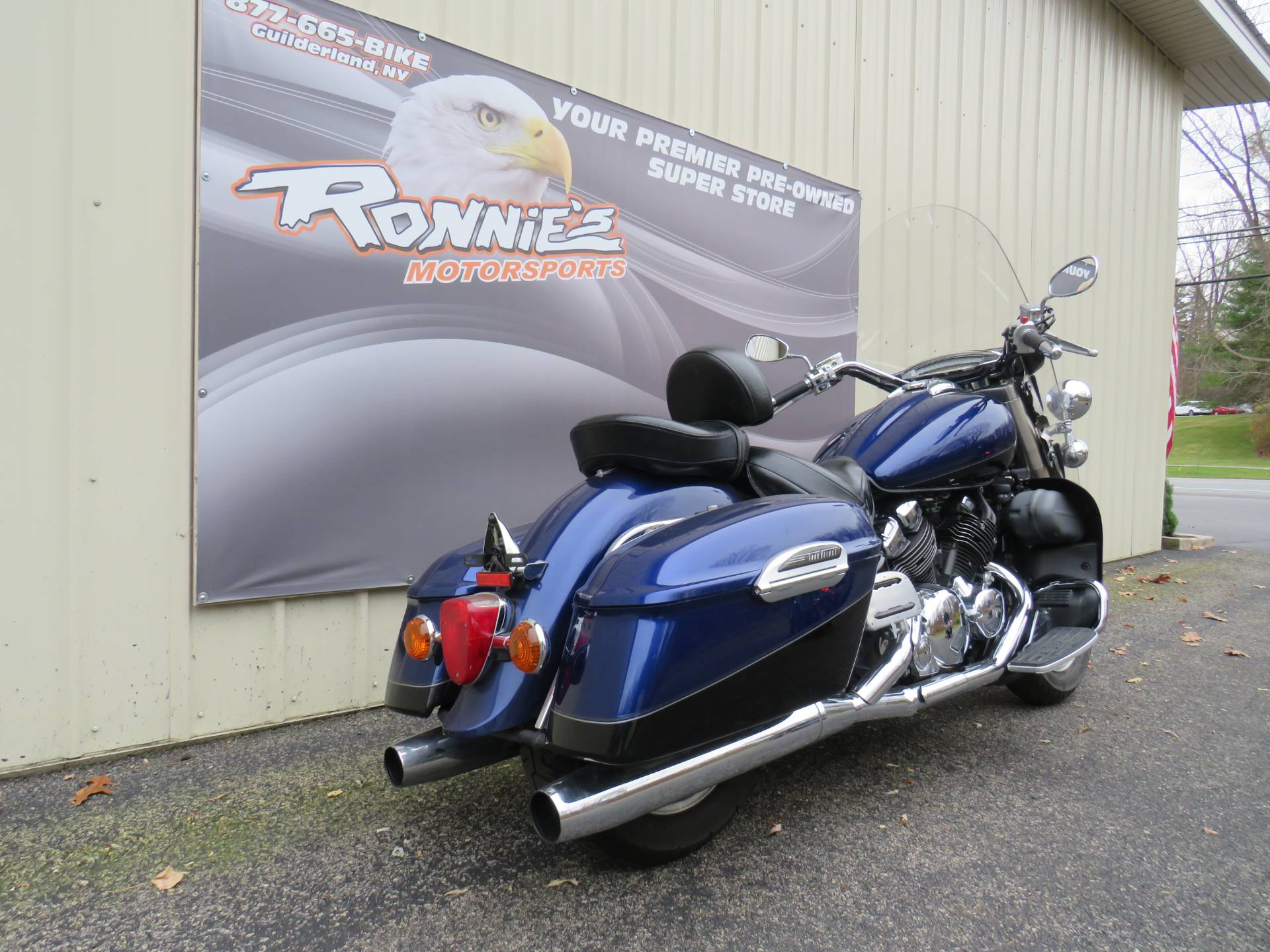 2008 Yamaha Royal Star® Tour Deluxe in Guilderland, New York - Photo 3
