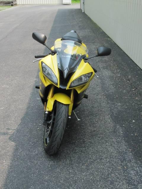 2008 Yamaha YZFR6 2