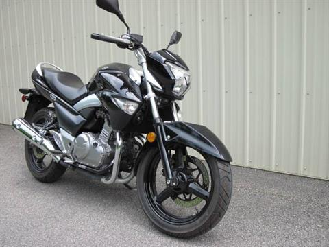 2013 Suzuki GW250 in Guilderland, New York