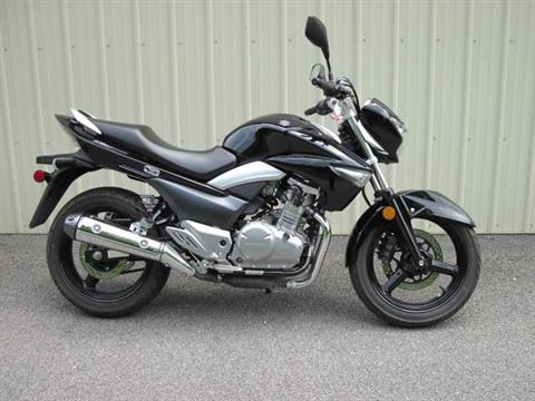 2013 Suzuki GW250 in Adams, Massachusetts