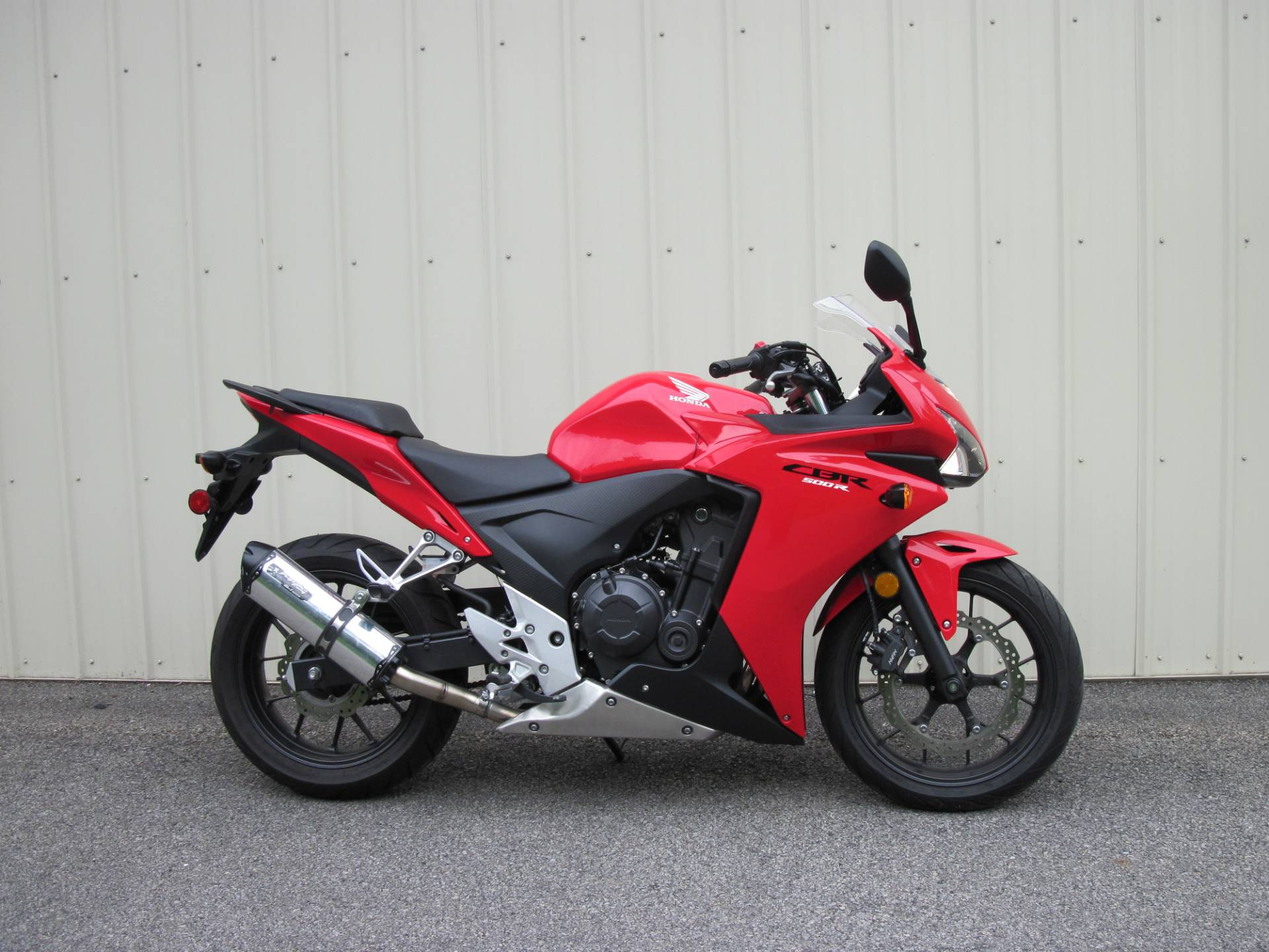 Used 2014 Honda CBR®500R Motorcycles in Guilderland, NY | Stock ...