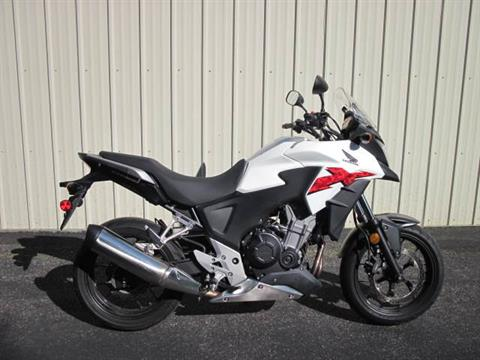 2014 Honda CB500X in Guilderland, New York