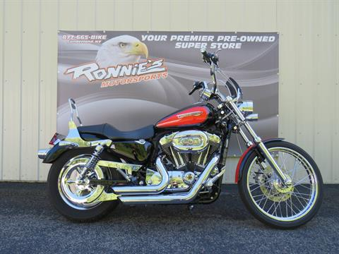 2009 Harley-Davidson Sportster® 1200 Custom in Guilderland, New York - Photo 1