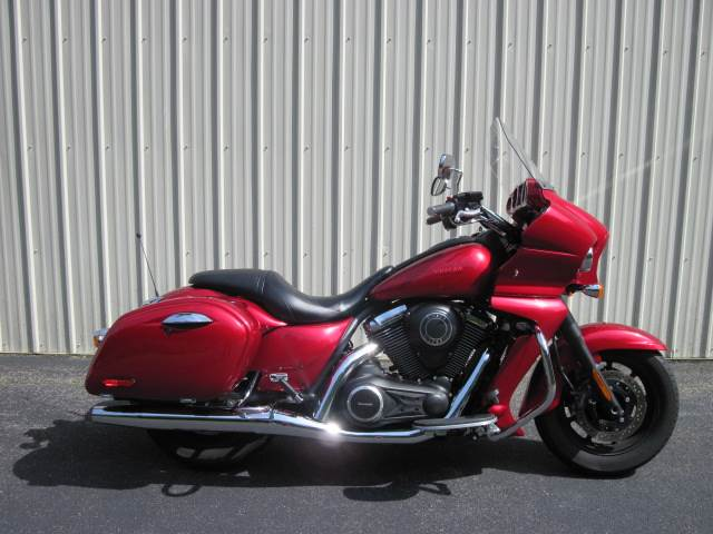 Used 2011 Kawasaki Vulcan 1700 Vaquero Motorcycles In Adams Ma