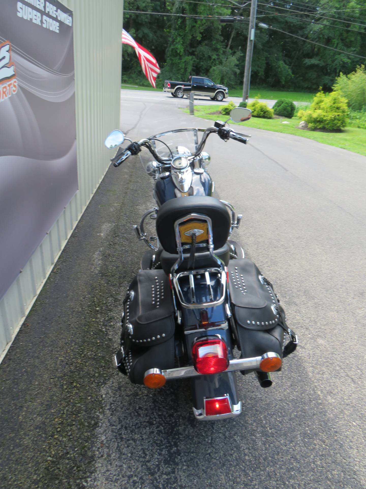 2009 Harley-Davidson Heritage Softail® Classic in Guilderland, New York - Photo 3