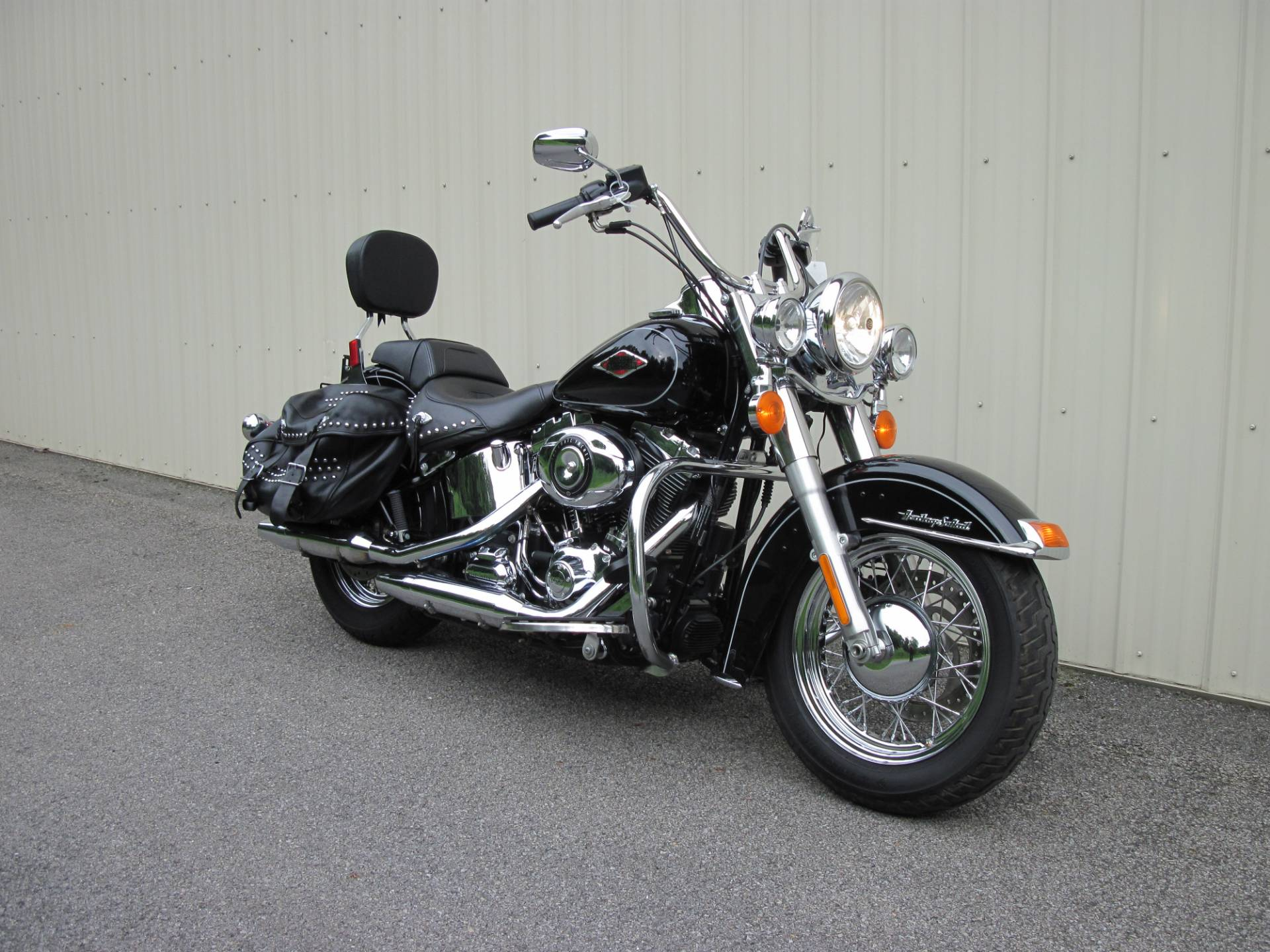 2015 Harley-Davidson Heritage Softail® Classic in Guilderland, New York