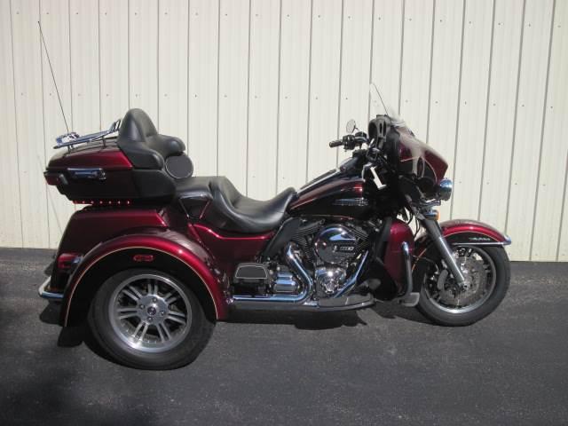 Used 2014 Harley-Davidson Tri Glide® Ultra Trikes in Adams, MA ...