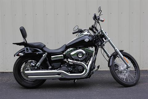 2015 Harley-Davidson Wide Glide® in Guilderland, New York