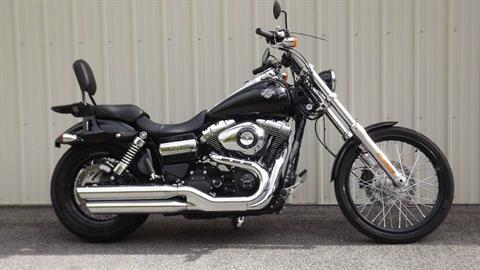 2015 Harley-Davidson Wide Glide® in Guilderland, New York