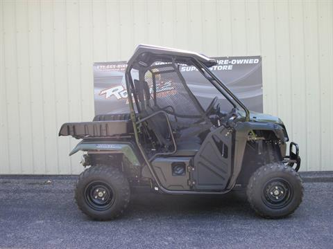 2018 Honda Pioneer 500 in Guilderland, New York - Photo 1