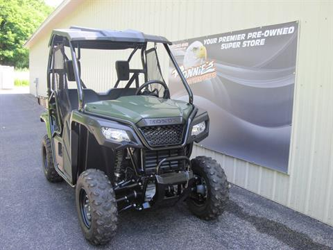 2018 Honda Pioneer 500 in Guilderland, New York - Photo 2