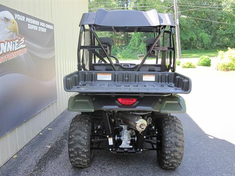 2018 Honda Pioneer 500 in Guilderland, New York - Photo 3