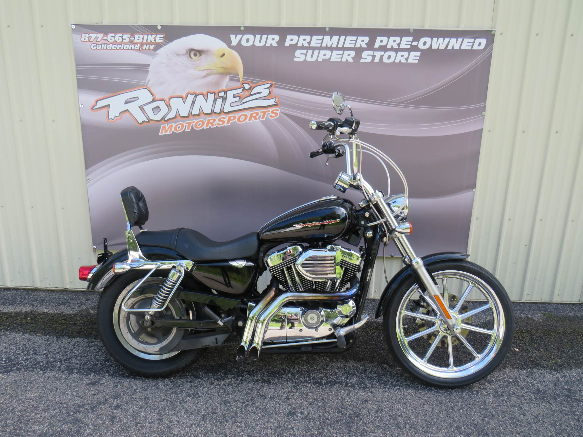 2006 Harley-Davidson Sportster® 1200 Custom in Guilderland, New York - Photo 1