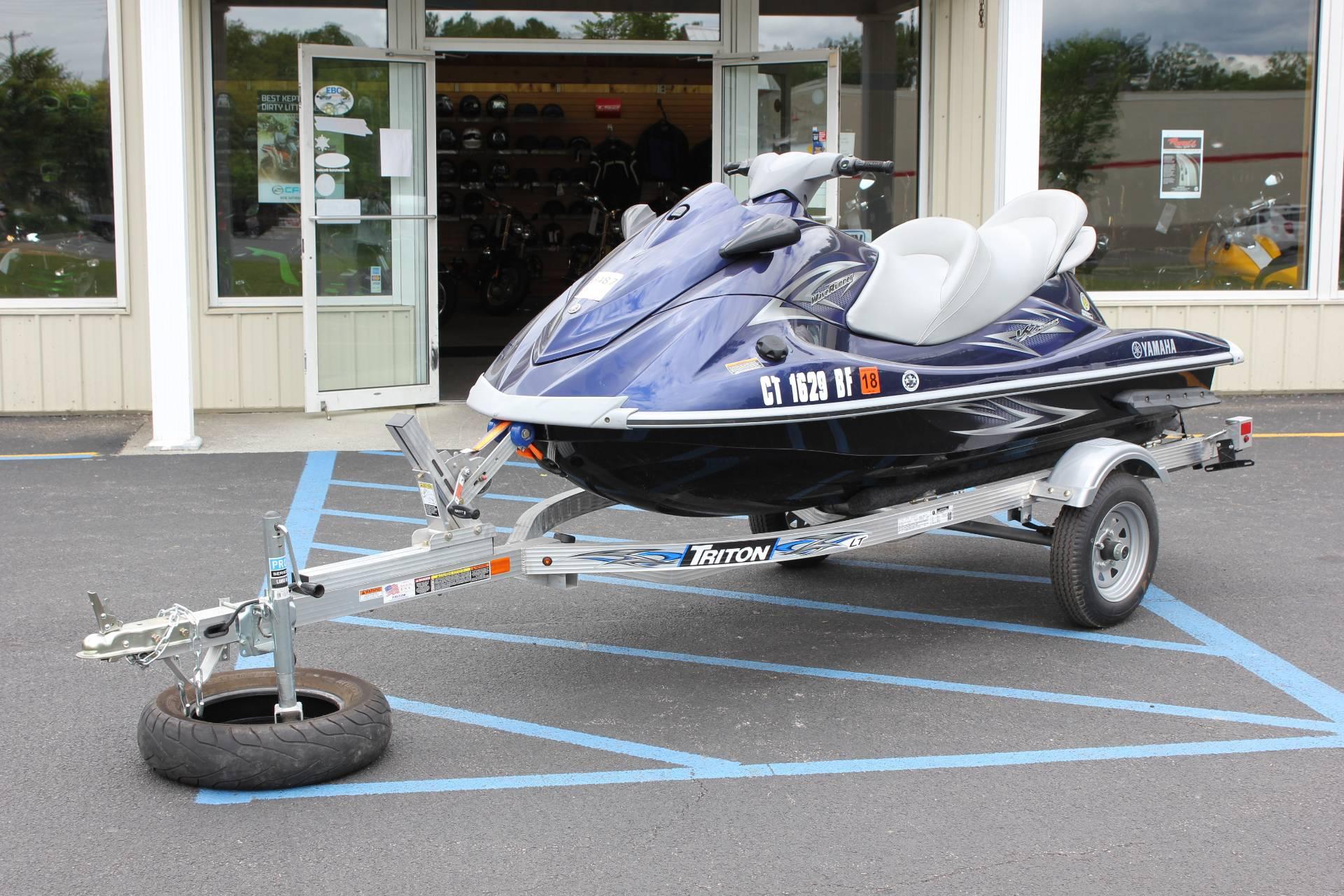 2012 Yamaha VX Cruiser for sale 200210