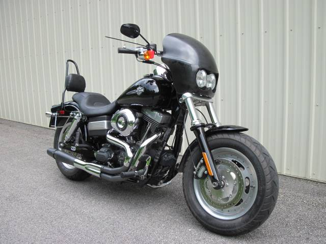 2012 Harley-Davidson Dyna® Fat Bob® in Guilderland, New York