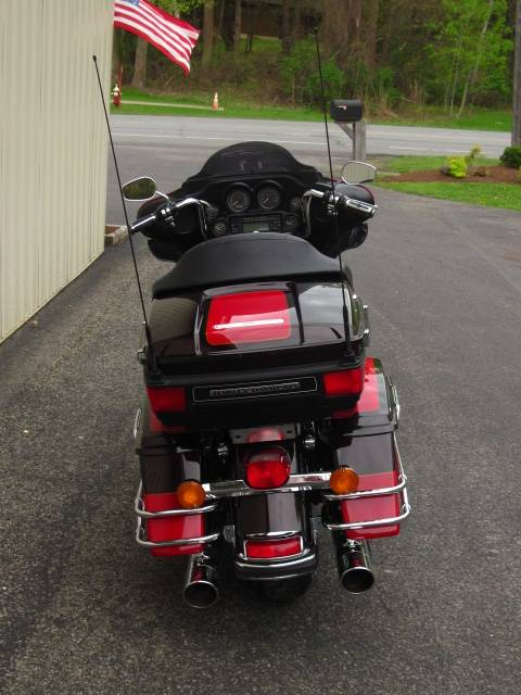 2010 Harley-Davidson Ultra Classic® Electra Glide® in Guilderland, New York