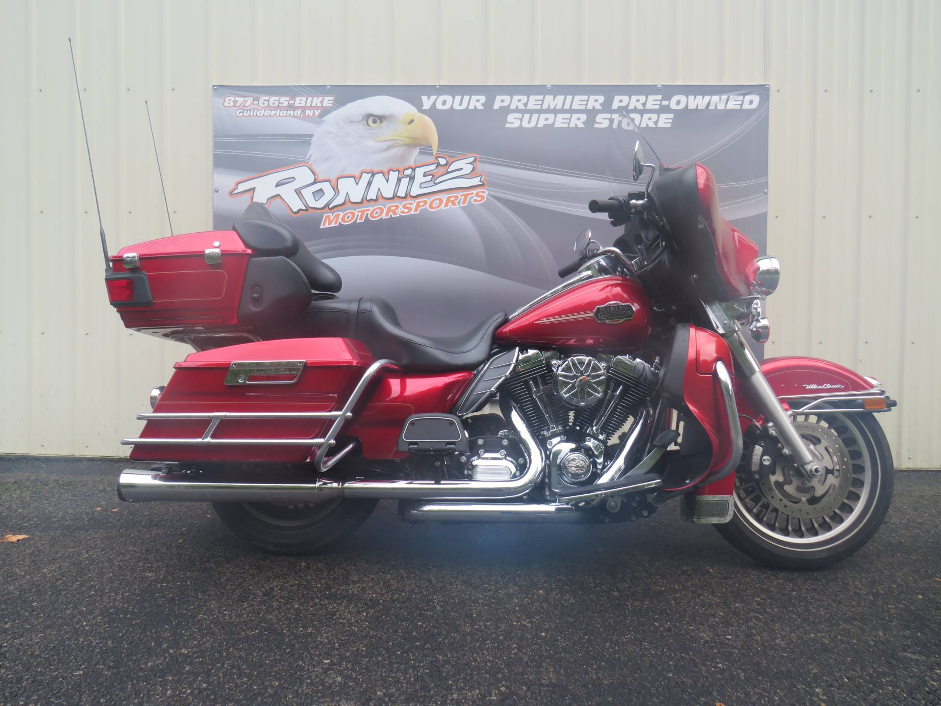 2013 Harley-Davidson Ultra Classic® Electra Glide® in Guilderland, New York - Photo 1