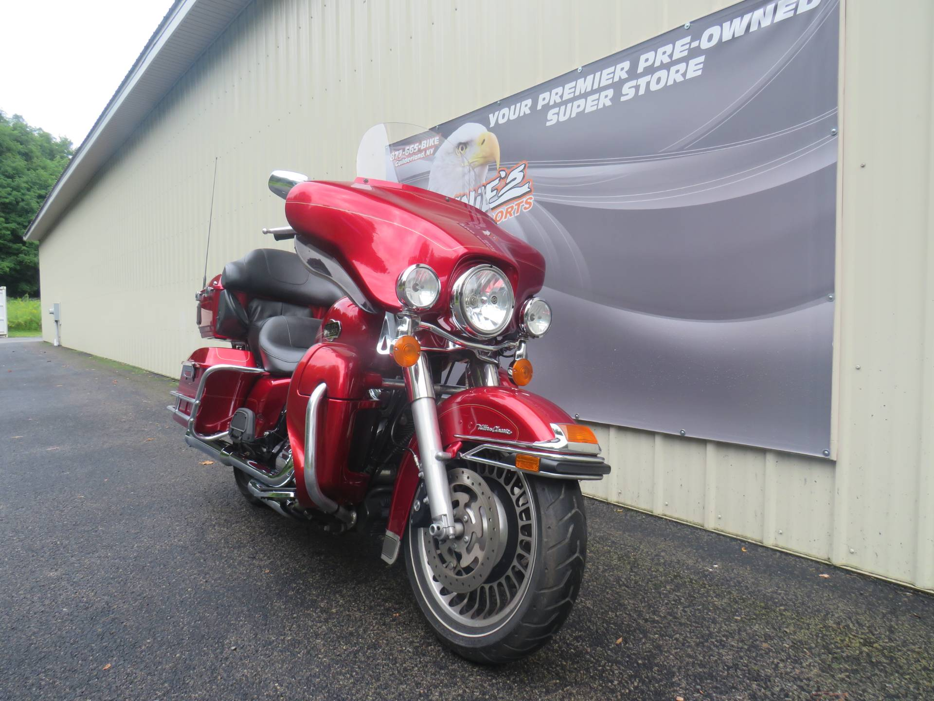 2013 Harley-Davidson Ultra Classic® Electra Glide® in Guilderland, New York - Photo 2