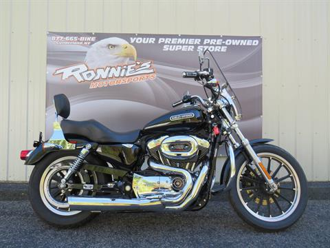 2007 Harley-Davidson Sportster® 1200 Low in Guilderland, New York - Photo 1